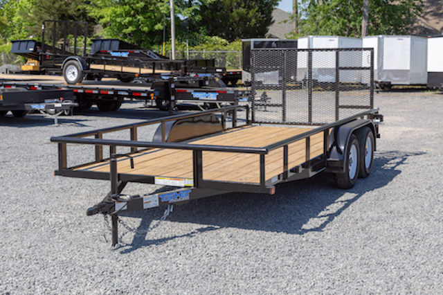 A pic of the TOPHAT 16X83-MP utility trailer